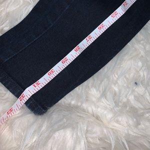 BDG Jeans - BDG dark denim long skinny jeans 26